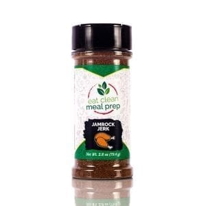 Jamrock Jerk Seasoning Spice Mix Blend from Eat Clean Meal Prep