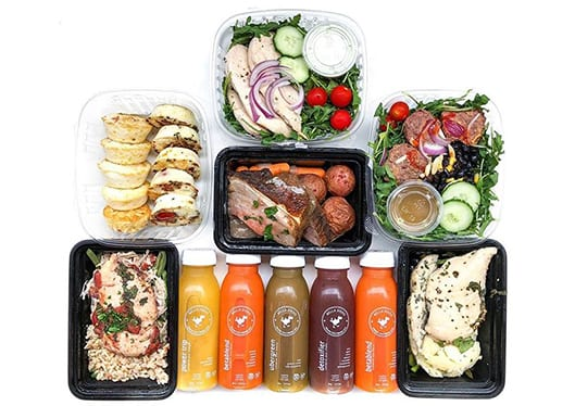 Meal Prep Delivery Meals San Diego
