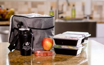 5 Eating Clean Meal Prep Essentials