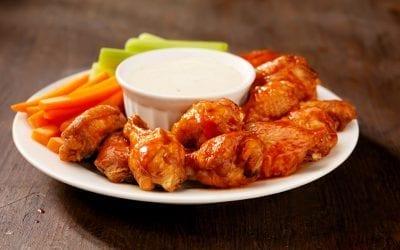Keto & Gluten Free Buffalo Chicken Recipe