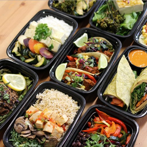 Plant-Based Overtime Meal Plan