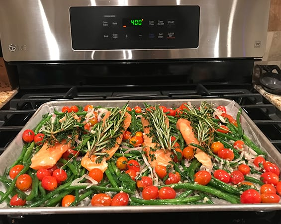 Family Healthy Meal Plan Delivery San Diego