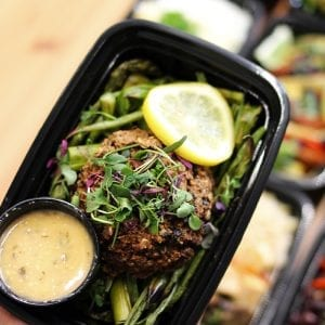 Plant-Based Meal Plan Holiday Special San Diego