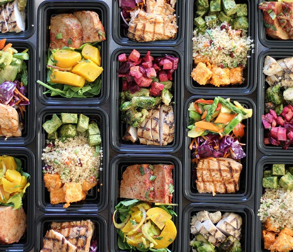 Eat Clean Meal Prep Meals